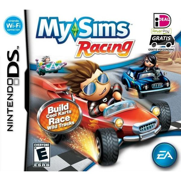 DS Used: My Sims Racing