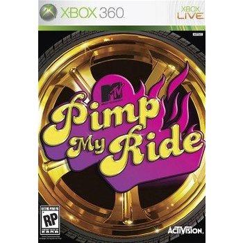 Xbox 360 Pimp my Ride kopen