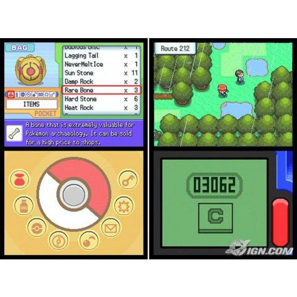 DS Used: Pokemon Black