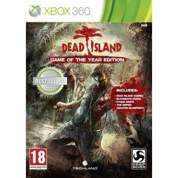 Xbox 360 Dead Island GOTY kopen