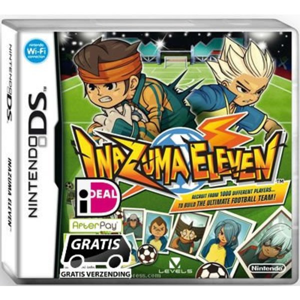 DS Used: Inazuma Eleven