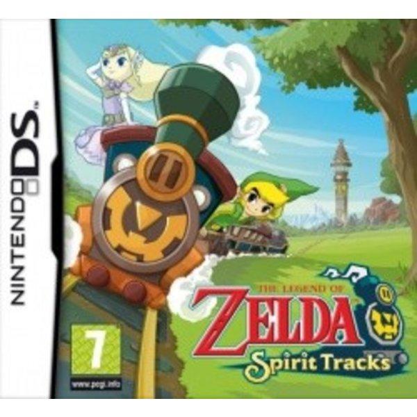 DS Used: Legend of Zelda Spirit Tracks