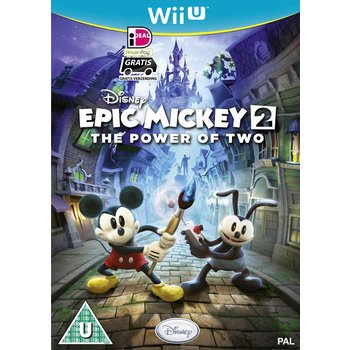 Wii U Epic Mickey 2: the Power of Two kopen