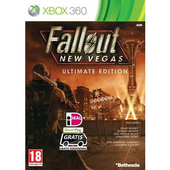 Xbox 360 Fallout: New VegasUltimate Edition