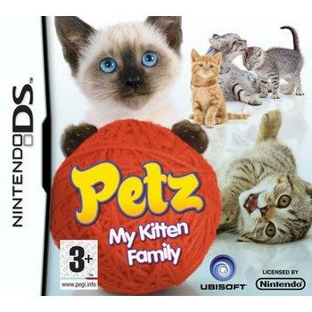 DS Petz: My Kitten Family