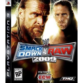 PS3 Smackdown vs. Raw 2009