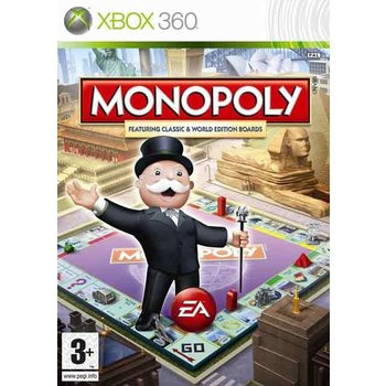 Xbox 360 Monopoly Here & Now