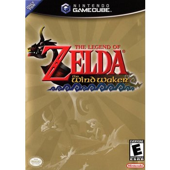 Gamecube Legend of Zelda the Wind Waker (Windwaker) kopen