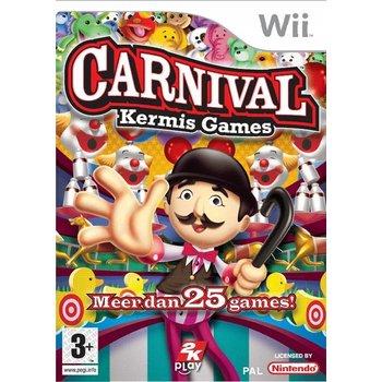 Wii Carnival Kermis Games kopen