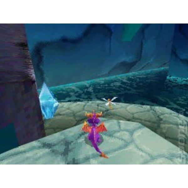 DS Used: Spyro the Eternal Night