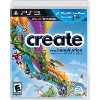 PS3 Create