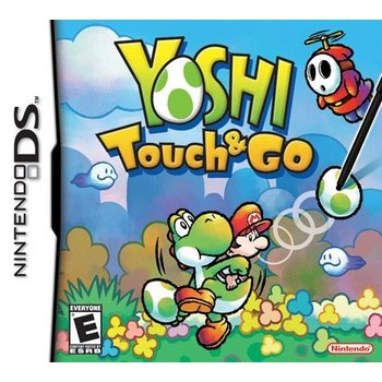 DS Yoshi Touch & Go