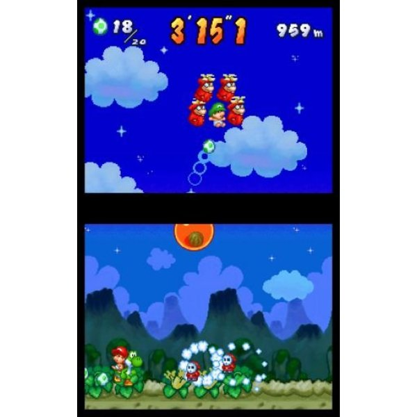 DS Used: Yoshi Touch & Go