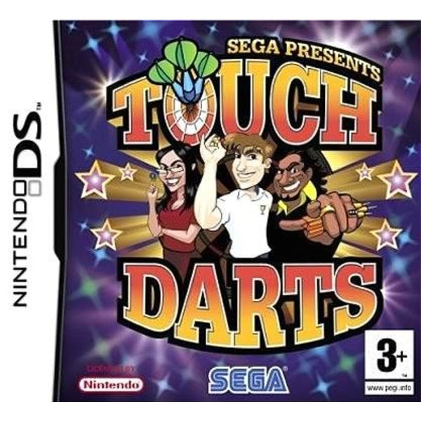 DS Used: Touch Darts