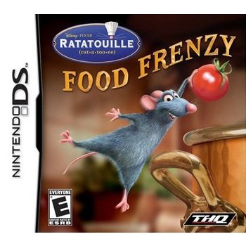 DS Ratatouille: Food Frenzy