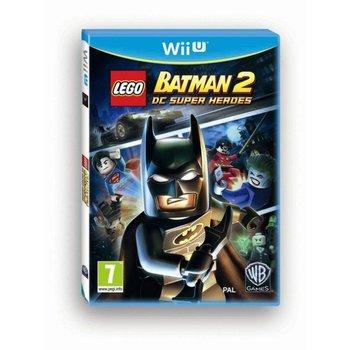 Wii U LEGO Batman 2: DC Superheroes