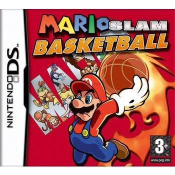 DS Mario Slam Basketball