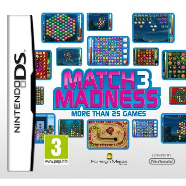DS Used: Match 3 Madness