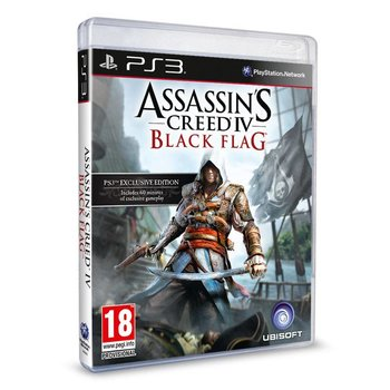 PS3 Assassin's Creed IV (4): Black Flag