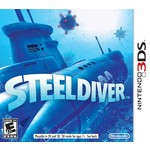 3DS Used: Steel Diver