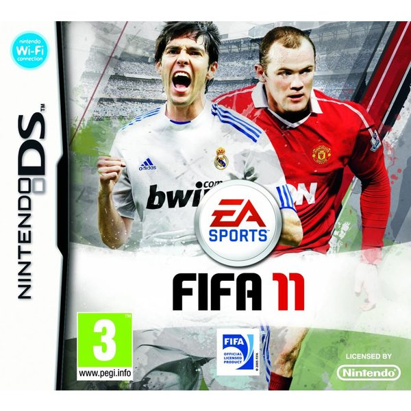 DS Used: FIFA 11