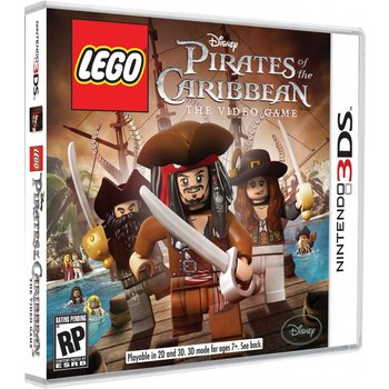 3DS LEGO Pirates of the Caribbean kopen