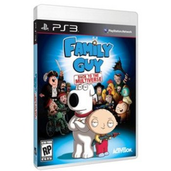 PS3 Family Guy: Back to the Multiverse kopen