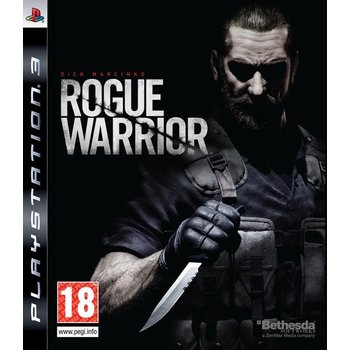 PS3 Rogue Warrior