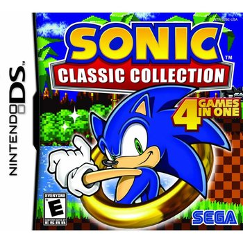 DS Sonic Classic Collection kopen