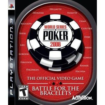 PS3 World series of Poker 2008 kopen