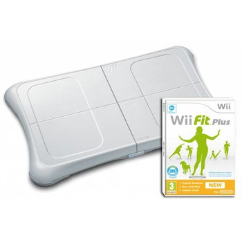 Wii Wii Fit Plus with Balance Board