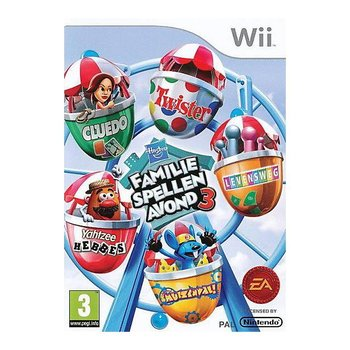 Wii Hasbro Family Game Night Vol. 3