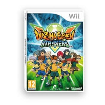 Wii Inazuma Eleven Strikers kopen