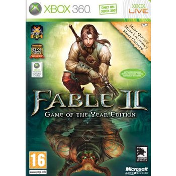 Xbox 360 Fable 2 Game of the Year kopen
