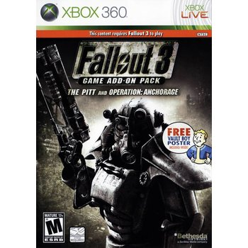 Xbox 360 Fallout 3 Uitbreiding: The Pitt & Operation Anchorage kopen