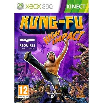 Xbox 360 Kung-Fu High Impact kopen