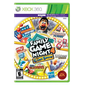 Xbox 360 Hasbro Family Game Night Vol. 4 - The Game Show kopen