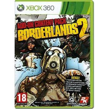 Xbox 360 Borderlands 2 Add-on Pack kopen