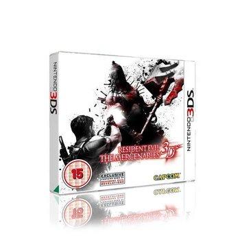 3DS Resident Evil - The Mercenaries kopen