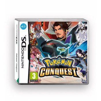 DS Pokemon Conquest kopen