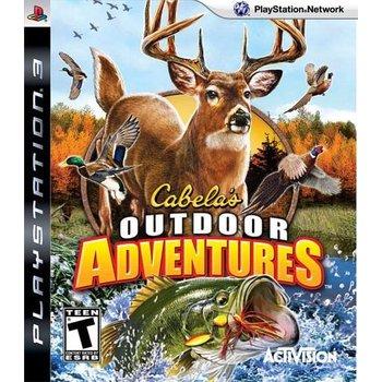 PS3 Cabela's Outdoor Adventures kopen