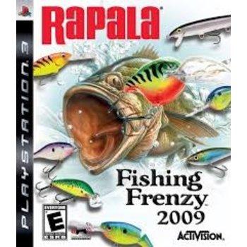 PS3 Rapala Fishing Frenzy 2009 kopen
