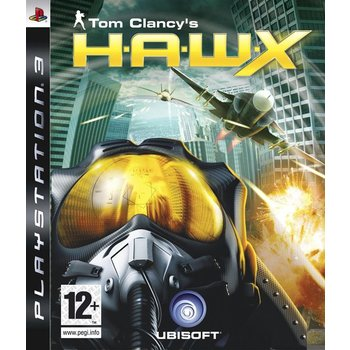 PS3 Tom Clancy's HAWX