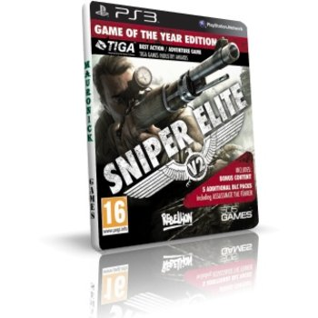 PS3 Sniper Elite V2 Game of the Year kopen