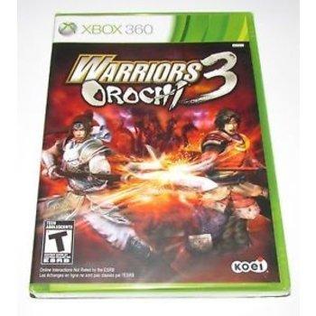 Xbox 360 Warriors Orochi 3 kopen