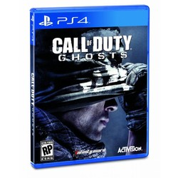 PS4 Call of Duty: Ghosts
