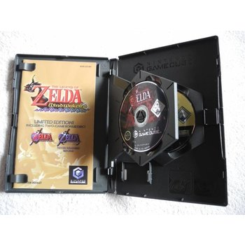Gamecube Zelda the Wind Waker met Limited Edition Bonus Disc kopen