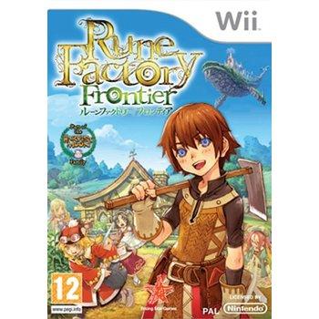 Wii Rune Factory Frontier kopen