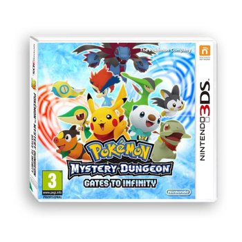 3DS Pokémon Mystery Dungeon: Gates to Infinity kopen