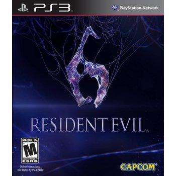 PS3 Resident Evil 6 kopen